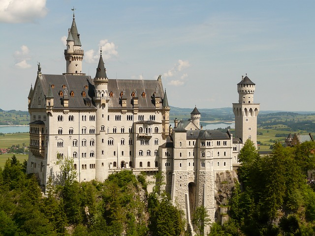 Castle in Bavaria