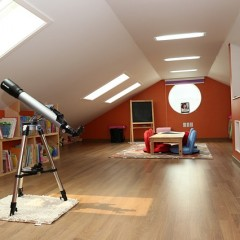Clever Attic Decoration Ideas