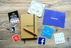 social media networks' logos