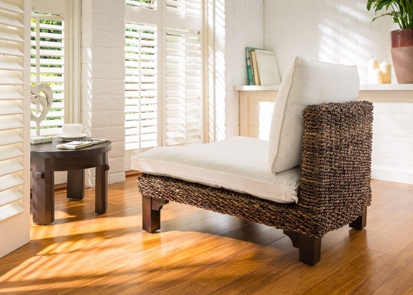 Meditation chair, back