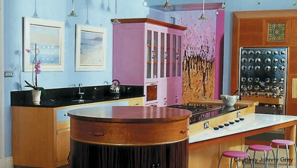 Cottages image search and interiors on pinterest for Kitchen ideas edinburgh