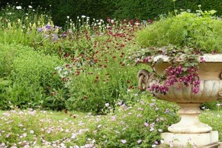 Designing A Garden Around A Feature Element