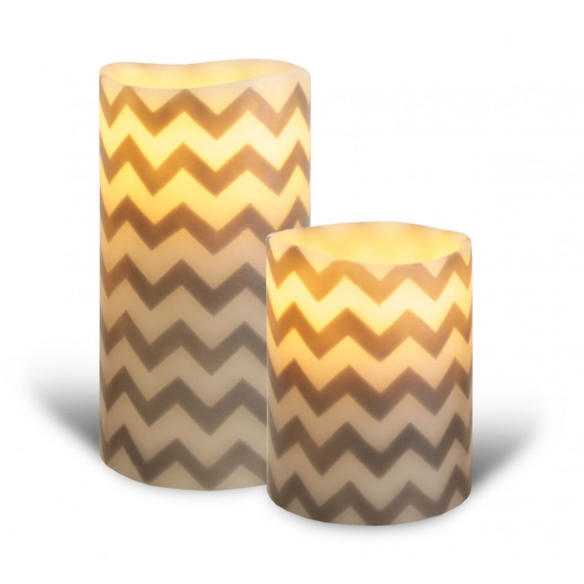 Flameless candle lights