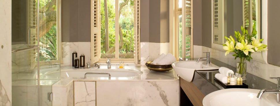Turn your bathroom into a luxurious spa retreat best for Spa retreat bathroom ideas